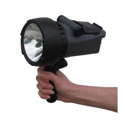 Rechargeable 3 Watt Spotlight