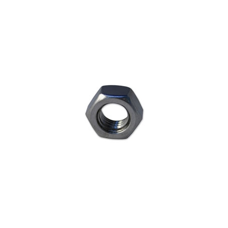 Metric Plain Nut - A4 Stainless Steel