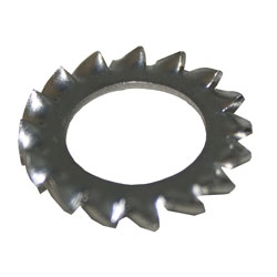 Serrated Shake proof Washer - A4 Stainless Steel