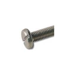 M10 Pan Head Machine Screw