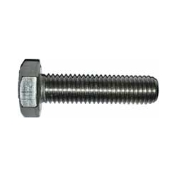M10 Hex Head Machine Screw