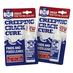 Creeping Crack Cure by Captain Tolley