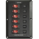 BLUE SEA 6 POSITION CIRCUIT BREAKER