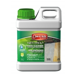 Net-Trol wood cleaner and colour restorer (1L)