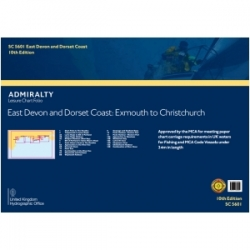 East Devon & Dorset Folio - by The Admiralty