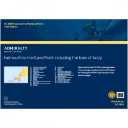 Falmouth to Hartland Point inc Scilly Isles Folio - SC5603