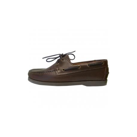 Voyager deck shoe ChestnutSize 9