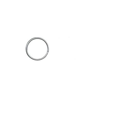 Split Ring - Stainless Steel