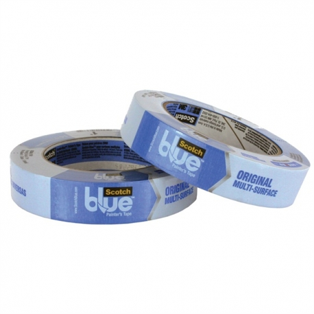10 Day Blue Masking Tape 50m By 3m Arthurs