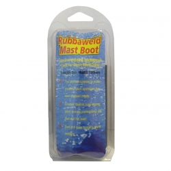 Rubbaweld Mastboot - Black 3m x 100mm