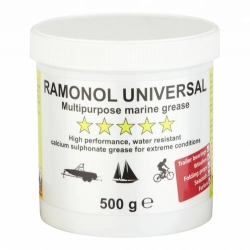 Ramonol Universal White Grease 500g Tub