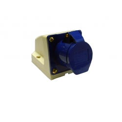 Industrial Socket 16A 220-250V