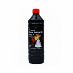 Clear Lamp Oil 1 Litre