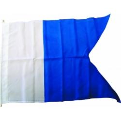 A - Z Signal Flag 40x30cm Printed