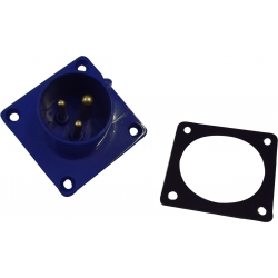 Industrial Inlet (Male) 16A 220-250V