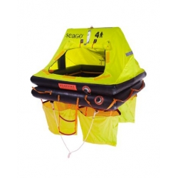 Seago Sea Cruiser Valise Liferaft ISO9650-2