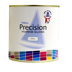 Precision Marine Gloss Black 1ltr