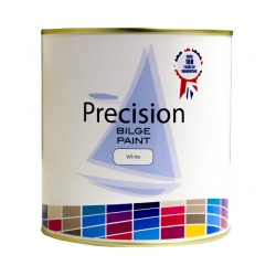 Precision Bilge Paint Grey 1ltr