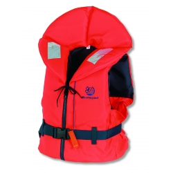 Europe 40-60KG Life Jacket with zipper