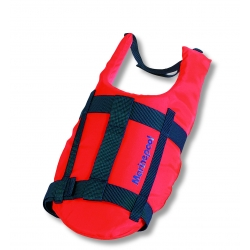 Dog Life Jacket orange (Large)