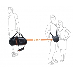 30Ltr Waterproof Duffel Bag
