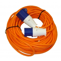 25m Shore Power Extension Cable
