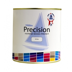 Precision Marine Wood Primer White 500ml