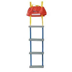 Emergency Deploy Ladder 114cm 4 Step