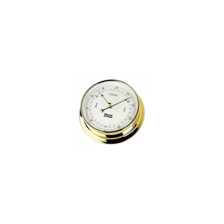 Weems & Plath Endurance 125 Barometer - Brass