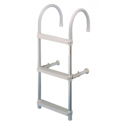 Aluminium Boarding Ladder 2 - 4 Step