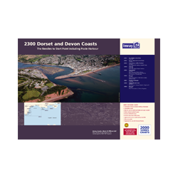 Dorset & Devon Coast by Imray