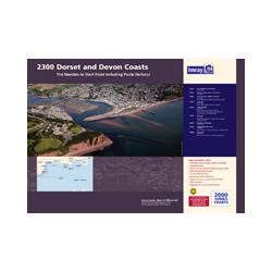 Dorset & Devon Coast Chart Pack by Imray