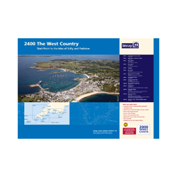 West Country Chart Pack by Imray