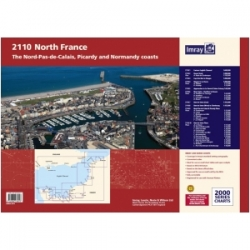 North France Chart Pack by Imray