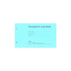 Navigators Logbook by Imray