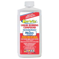 Starbrite Liquid Rubbing Compound Heavy Oxidisation