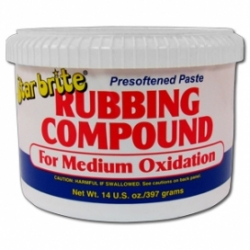 Starbrite Paste Rubbing Compound Medium Oxidisation