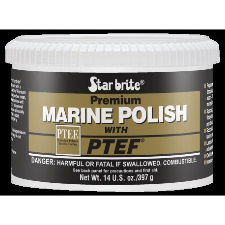 Starbrite Premium Paste Polish with PTEF 14oz