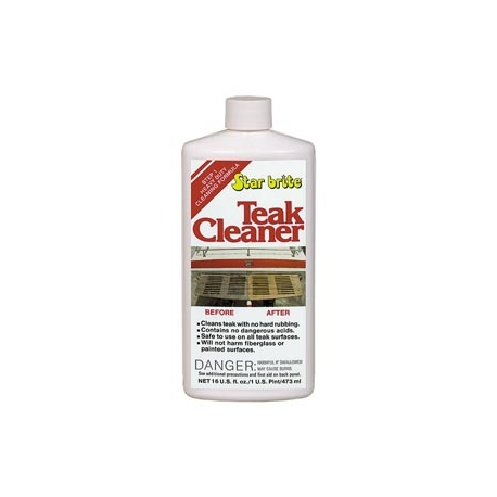 Starbrite Teak Cleaner 16oz