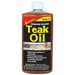 Starbrite Premium Teak Oil 16oz or 32oz