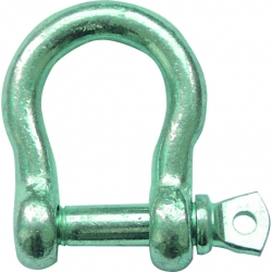 Galvanised Bow Shackle 6mm - 20mm