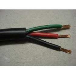 3 Core Tinned Cable 16 AWG