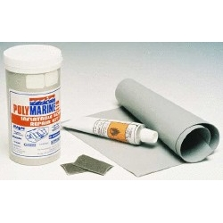 Hypalon Inflatable boat repair Kit - Grey