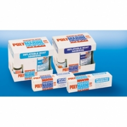PVC 2 Part Adhesive 250ml Tin + 10ml Cure