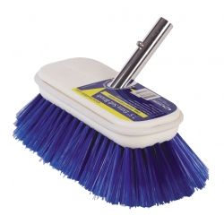 "7.5"" Extra Soft Blue Brush by Swobbit"