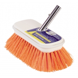 "7.5"" Medium Orange Brush"