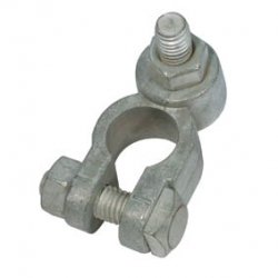 Battery Terminal 8mm Post Nut  (-VE)