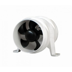"Turbo 4"" In-Line Bilge Blower by Attwood"