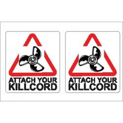 Attach Kill Cord