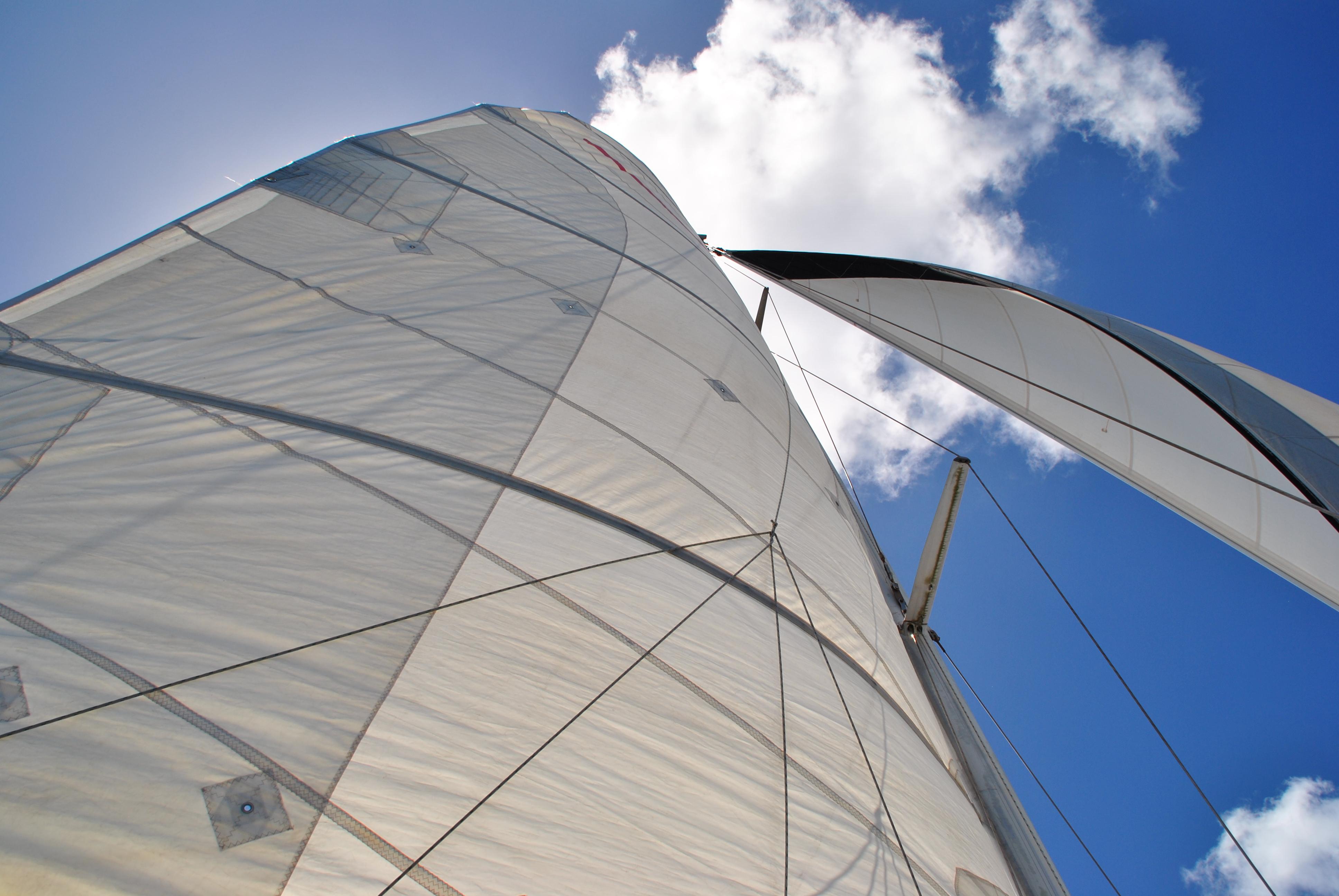 We Provide A Complete Solent Sail Laundry Service